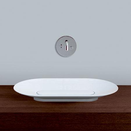 alape sb o schalenbecken wei pflegeleicht 3520000400. Black Bedroom Furniture Sets. Home Design Ideas