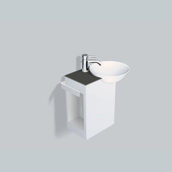 alape wp insert2 waschplatz anthrazitbraun 5242000110 reuter onlineshop. Black Bedroom Furniture Sets. Home Design Ideas