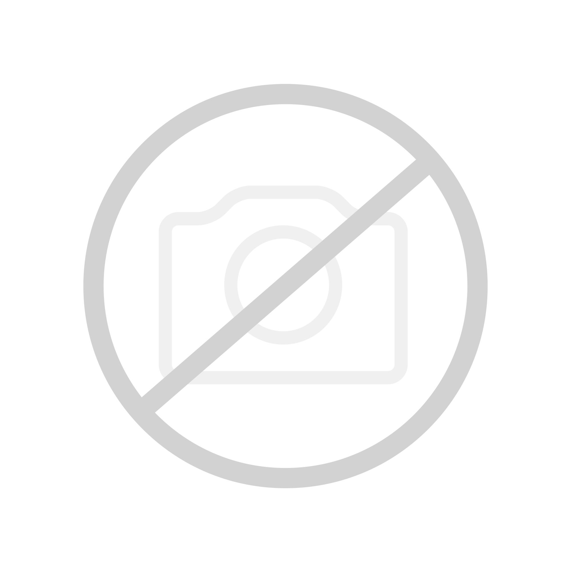 antoniolupi GESTO Aufsatzwaschtisch B: 54 T: 40 cm weiß ohne Hahnloch
