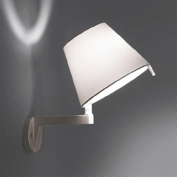artemide melampo parete wandleuchte 0721020a reuter onlineshop. Black Bedroom Furniture Sets. Home Design Ideas