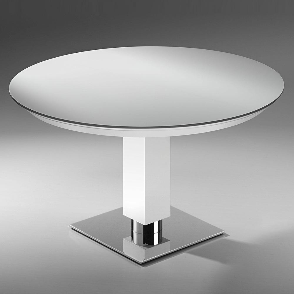 design tisch rund ausziehbar. Black Bedroom Furniture Sets. Home Design Ideas