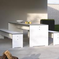 conmoto RIVA Tisch, rechteckig
