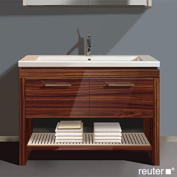 duravit 2nd floor waschtischunterbau stehend palisander dekor 1180mm 2f645806767. Black Bedroom Furniture Sets. Home Design Ideas