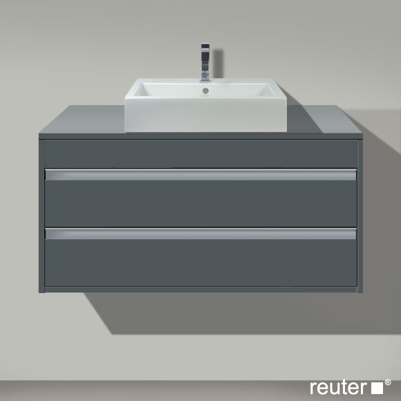 duravit ketho waschtischunterbau f r 1 aufsatzwaschtisch. Black Bedroom Furniture Sets. Home Design Ideas