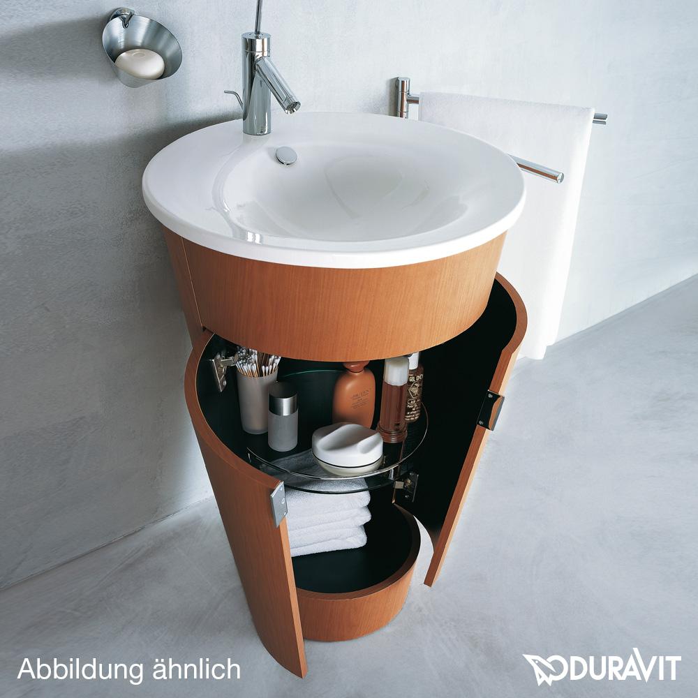 duravit starck 1 waschtischunterbau stehend weiss hochglanz lack s1952008585 reuter onlineshop. Black Bedroom Furniture Sets. Home Design Ideas