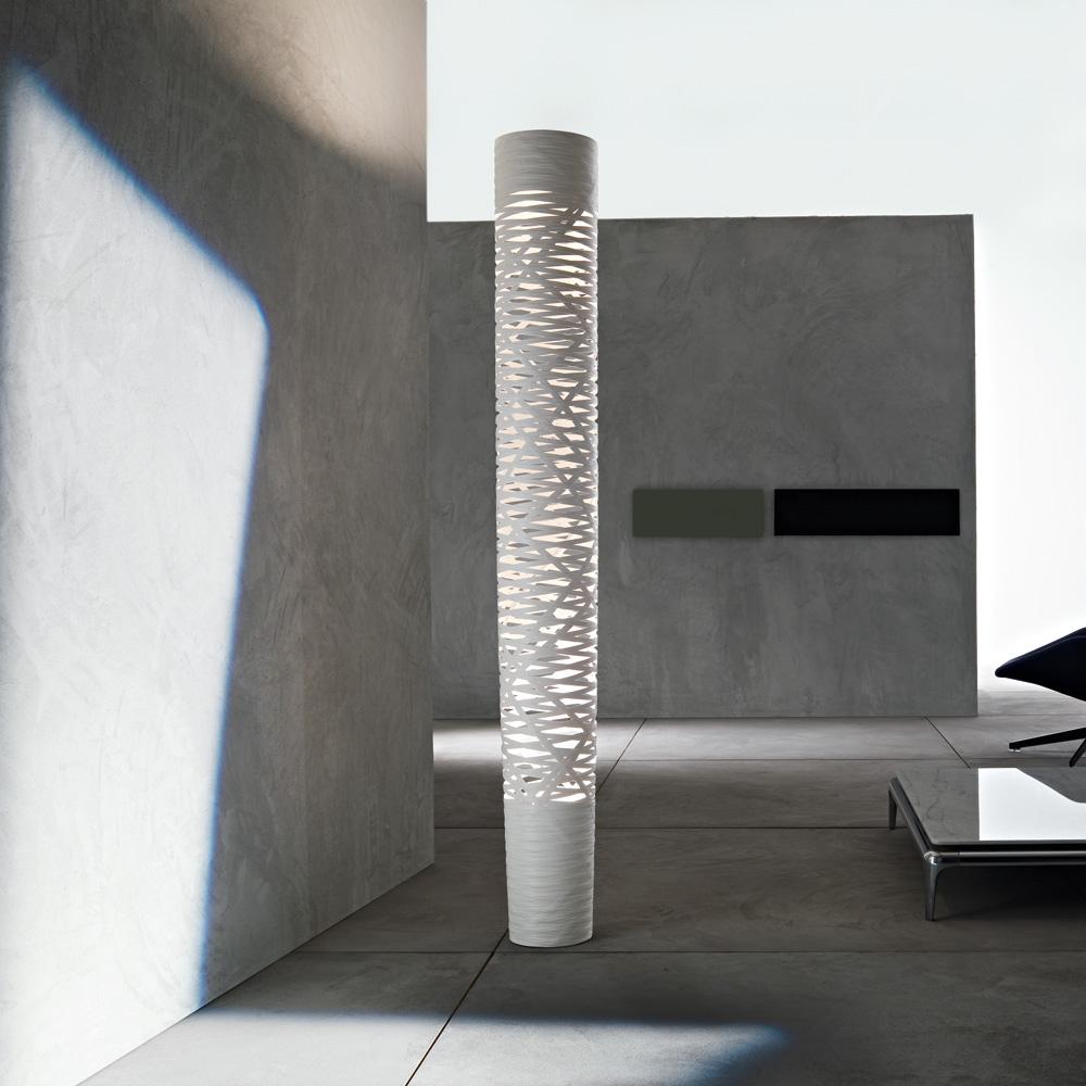 foscarini tress grande terra stehleuchte mit dimmer. Black Bedroom Furniture Sets. Home Design Ideas