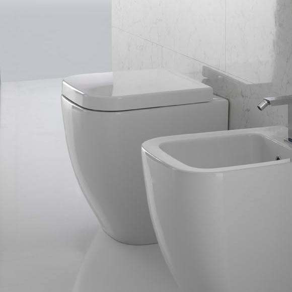 globo stone classic stand wc l 45 b 36 cm wei gl nzend ss002bi reuter onlineshop. Black Bedroom Furniture Sets. Home Design Ideas