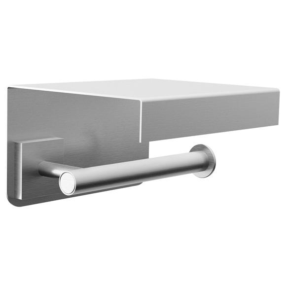 herzbach neocastell ix papierrollenhalter mit deckel 19. Black Bedroom Furniture Sets. Home Design Ideas