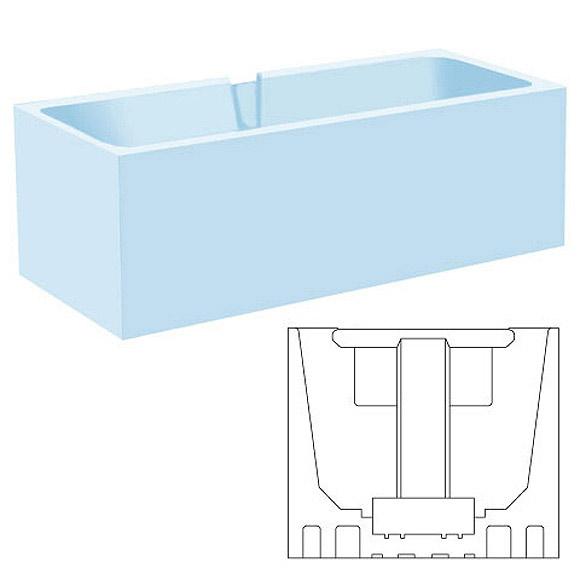 poresta systems poresta compact wannentr ger bette starlet 180x80 17051690 reuter onlineshop. Black Bedroom Furniture Sets. Home Design Ideas