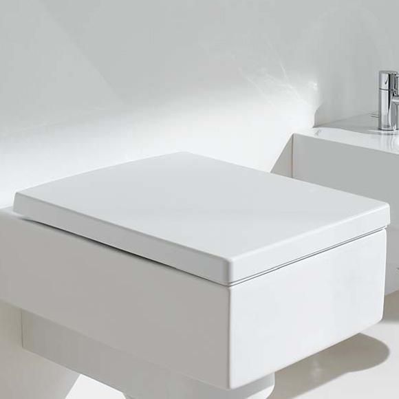 Keramag Preciosa/Preciosa II WC-Sitz mit Deckel, DIN 19516 571280000