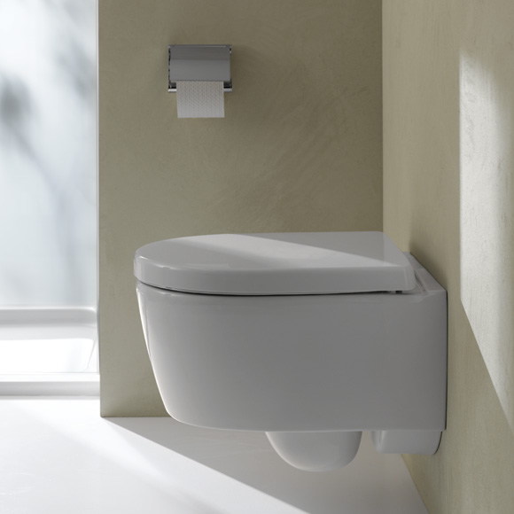 keramag icon xs tiefsp l wc kurz 6 l wandh ngend l 49 b 35 5 cm wei mit keratect. Black Bedroom Furniture Sets. Home Design Ideas