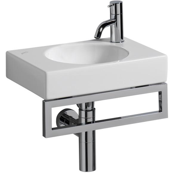 keramag preciosa ii handwaschbecken wei 273240000 reuter onlineshop. Black Bedroom Furniture Sets. Home Design Ideas