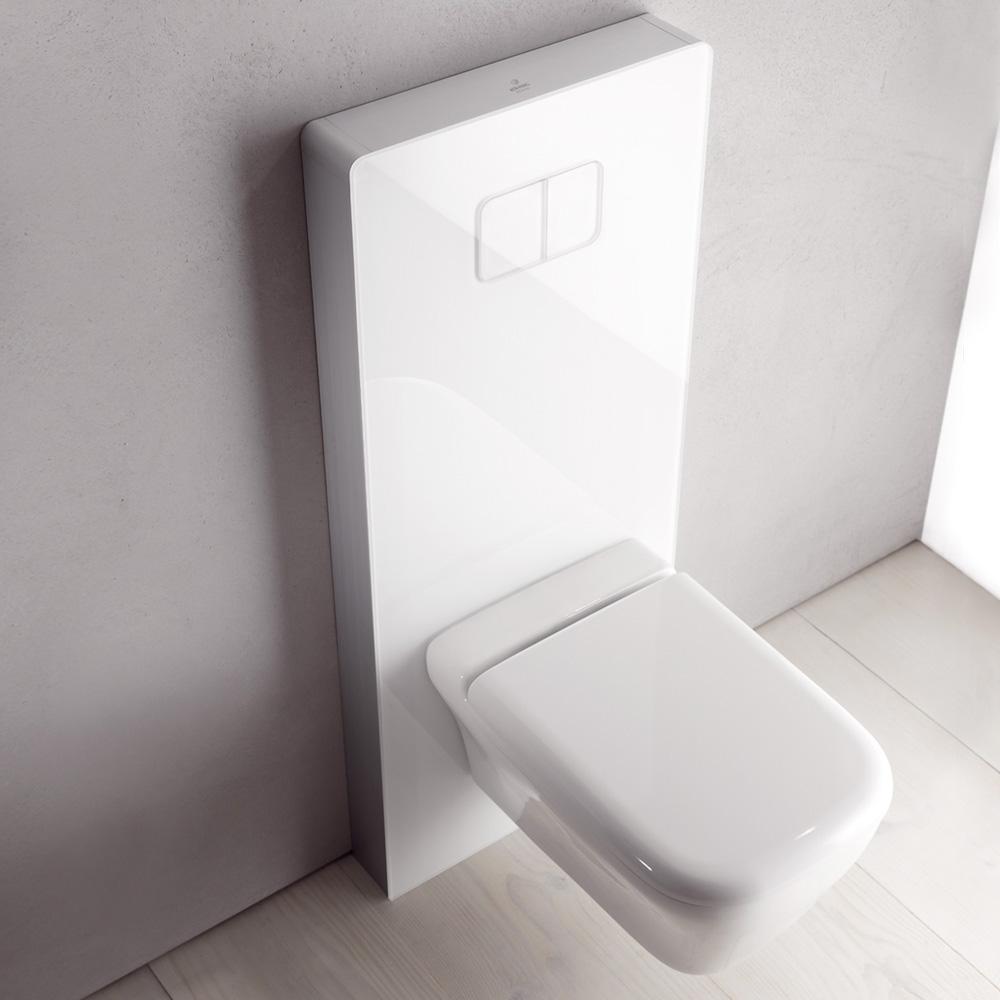 keramag universal sanit rmodul vorwandelement f r wand wc. Black Bedroom Furniture Sets. Home Design Ideas