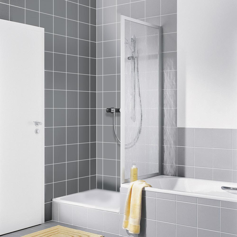 kermi nova 2000 seitenwand verk rzt auf badewanne n2twd0751611k reuter onlineshop. Black Bedroom Furniture Sets. Home Design Ideas
