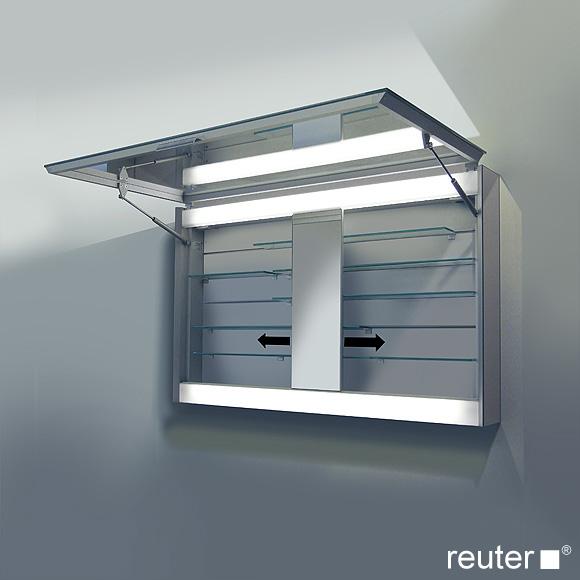 keuco edition 300 spiegelschrank 30203171201 reuter onlineshop. Black Bedroom Furniture Sets. Home Design Ideas