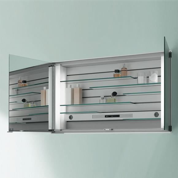 keuco royal integral leucht spiegelschrank f r. Black Bedroom Furniture Sets. Home Design Ideas