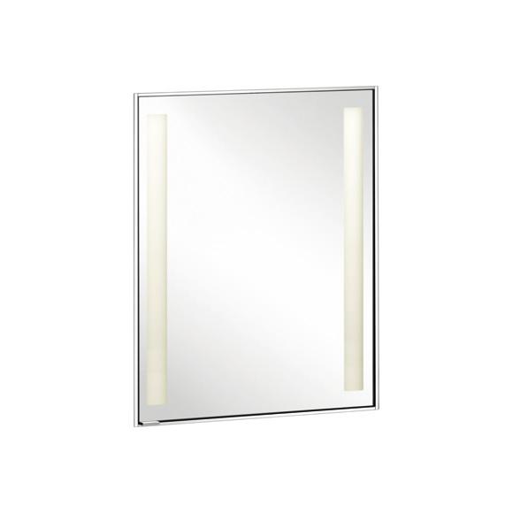 keuco royal integral leucht spiegelschrank f r wandeinbaumontage b 59 8 h 69 8 t 17 cm. Black Bedroom Furniture Sets. Home Design Ideas