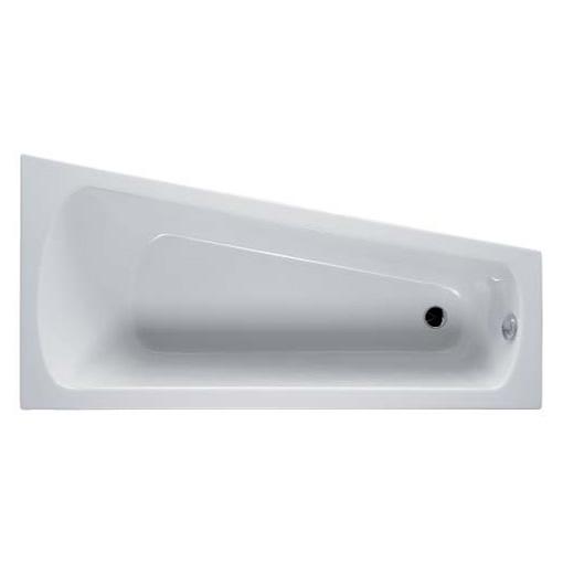 mauersberger ascea raumspar badewanne ausf hrung links wei 1417500101 reuter onlineshop. Black Bedroom Furniture Sets. Home Design Ideas