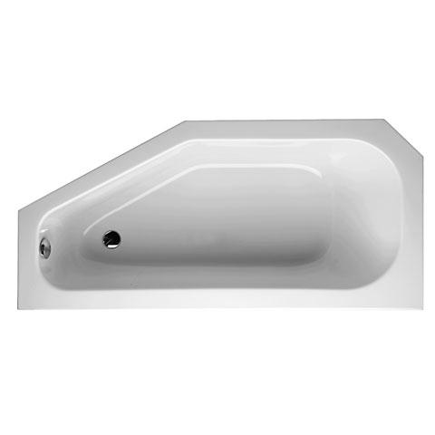 mauersberger bursea raumspar badewanne rechts wei 1416000801 reuter onlineshop. Black Bedroom Furniture Sets. Home Design Ideas