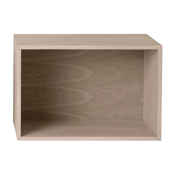 muuto stacked regal mit r ckwand 05034 reuter onlineshop. Black Bedroom Furniture Sets. Home Design Ideas
