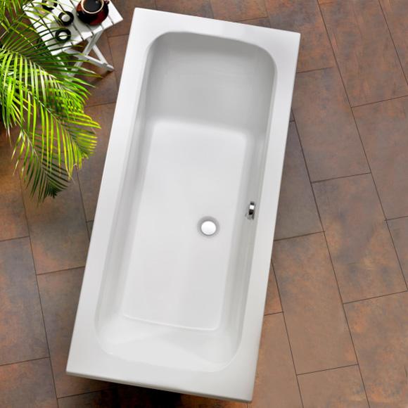ottofond malta rechteck badewanne ohne wannentr ger. Black Bedroom Furniture Sets. Home Design Ideas