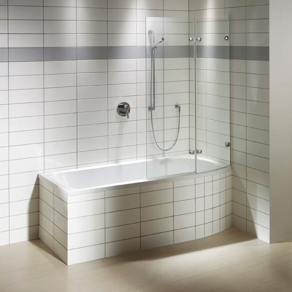 repabad arosa shower 170 links badewanne mit duschzone. Black Bedroom Furniture Sets. Home Design Ideas
