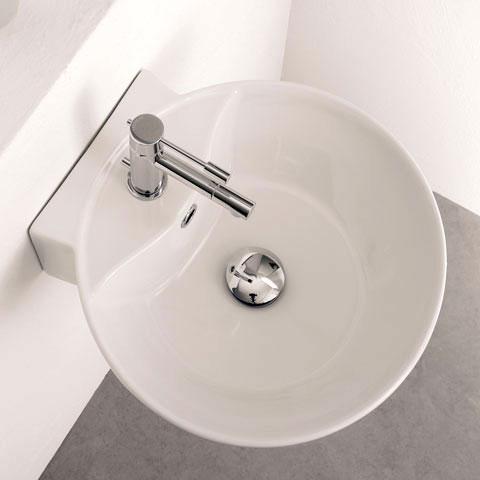 scarabeo sfera r waschtisch wei 8009r reuter onlineshop. Black Bedroom Furniture Sets. Home Design Ideas