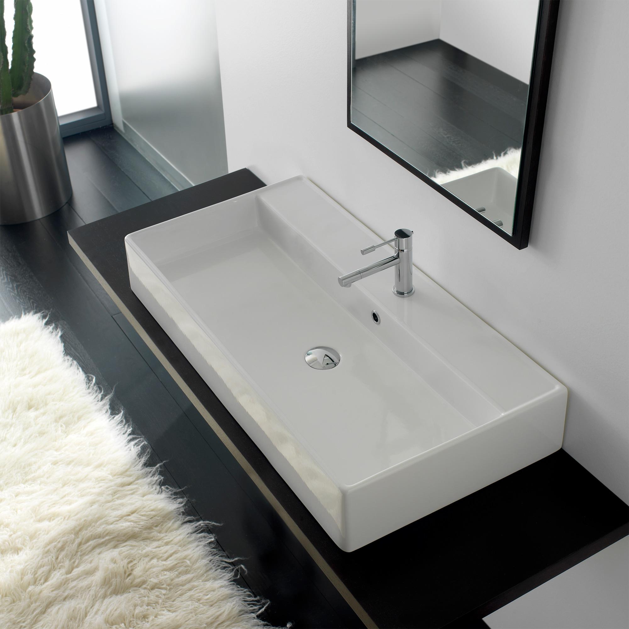 Waschbecken eckig mit unterschrank  Waschtisch Ytong Bauen: Waschbecken eckig mit unterschrank ...