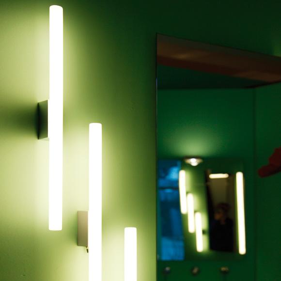 top light lichtstange die schnelle wandleuchte 2 0302. Black Bedroom Furniture Sets. Home Design Ideas