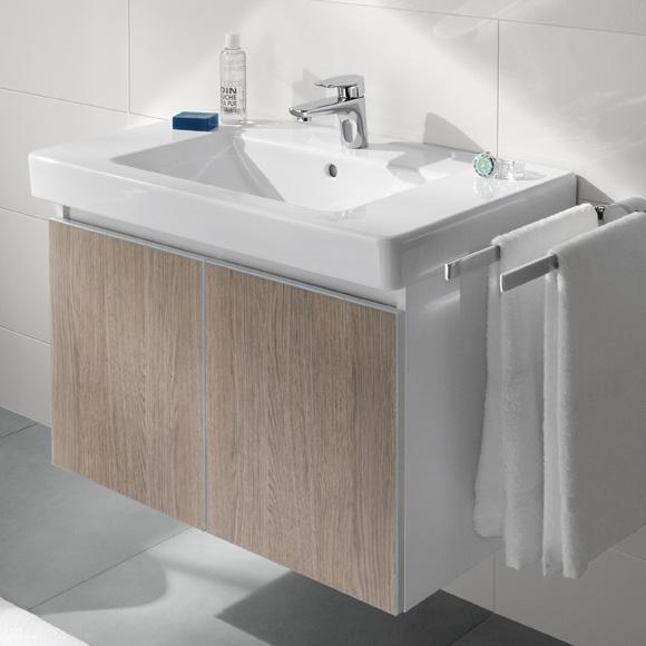 villeroy boch omnia architectura waschtisch wei mit ceramicplus 611680r1 reuter onlineshop. Black Bedroom Furniture Sets. Home Design Ideas