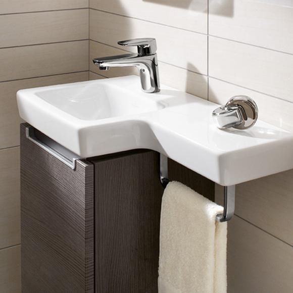 villeroy boch subway 2 0 handwaschbecken wei ohne. Black Bedroom Furniture Sets. Home Design Ideas