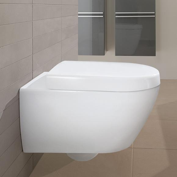 villeroy boch subway 2 0 tiefsp l wand wc l 56 b 37 cm wei mit. Black Bedroom Furniture Sets. Home Design Ideas