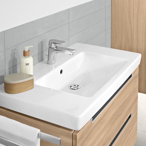 villeroy boch subway 2 0 waschtisch f r montage mit. Black Bedroom Furniture Sets. Home Design Ideas