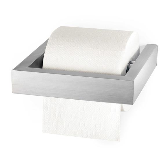 zack linea toilettenpapierhalter 40 386 reuter onlineshop. Black Bedroom Furniture Sets. Home Design Ideas